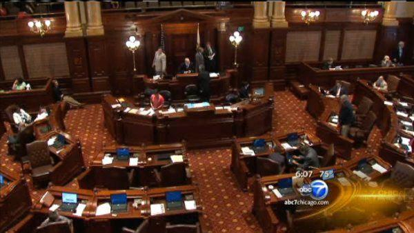 Illinois Senate defeats House-backed pension reform bill