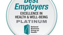 JLL awarded for Excellence in Health & Well-Being