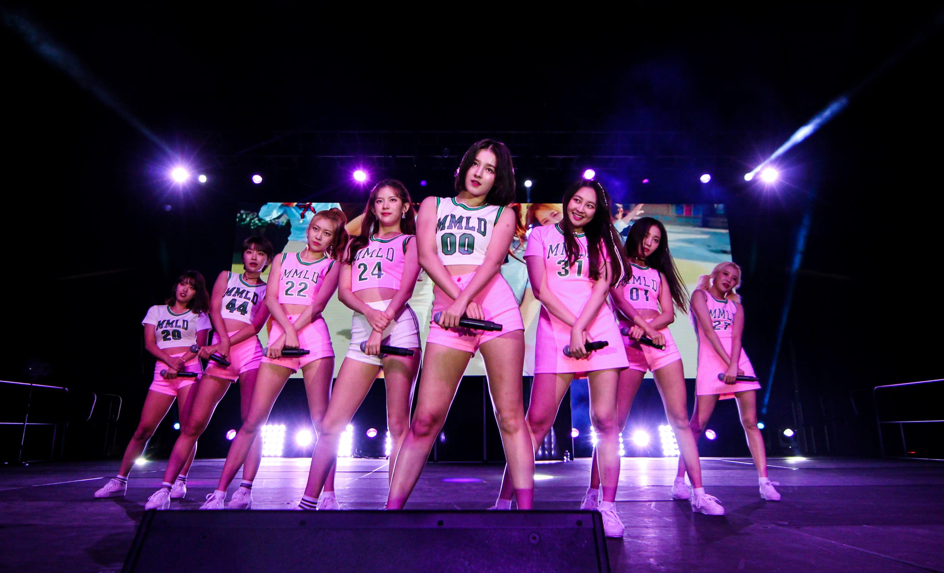 K-Pop Group Momoland Shares the Weirdest Parts of Their