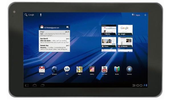 LG Optimus Pad (aka G-Slate) coming to MWC 2011 with Honeycomb, Tegra 2 and 3D display