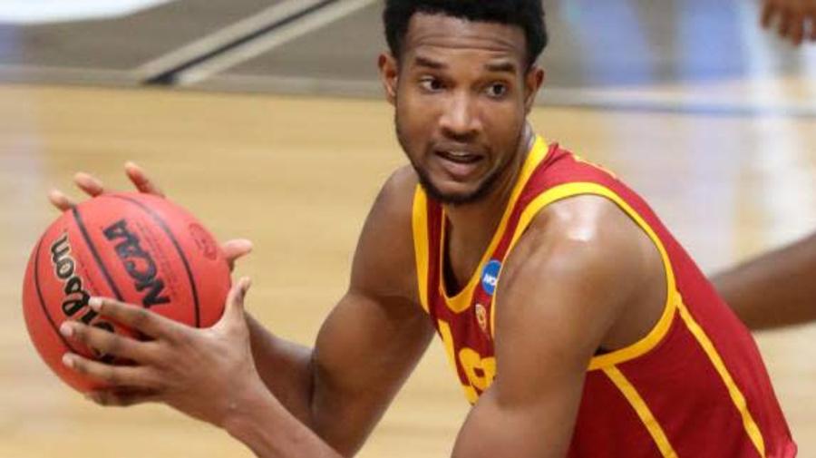 Basket - NBA - Draft - Evan Mobley: «J'étais sous le choc»