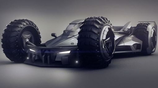 This Batmobile Concept Makes the Batman v Superman Version Look Terrible
