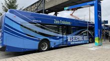 TriMet's first battery-electric bus ready to roll