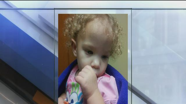 Toddler found wandering in North Tulsa early Tuesday morning