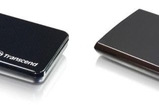 Transcend intros new 1.8-inch SSD drive, 2.5-inch portable hard drive