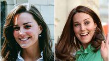 Las cejas de las famosas antes y después