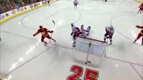 Granlund finishes into an open-net for SHG