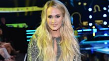 Carrie Underwood addresses rumors her facial injury was a lie to cover up secret plastic surgery