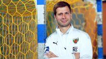 """Handball: Füchse-Coach Siewert: """"Wir treten an, um Erster zu werden"""""""