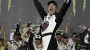 Harvick wins fun, different NASCAR All-Star race