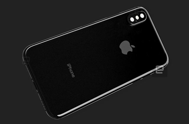 The iPhone 8 reportedly swaps the home button for gesture controls
