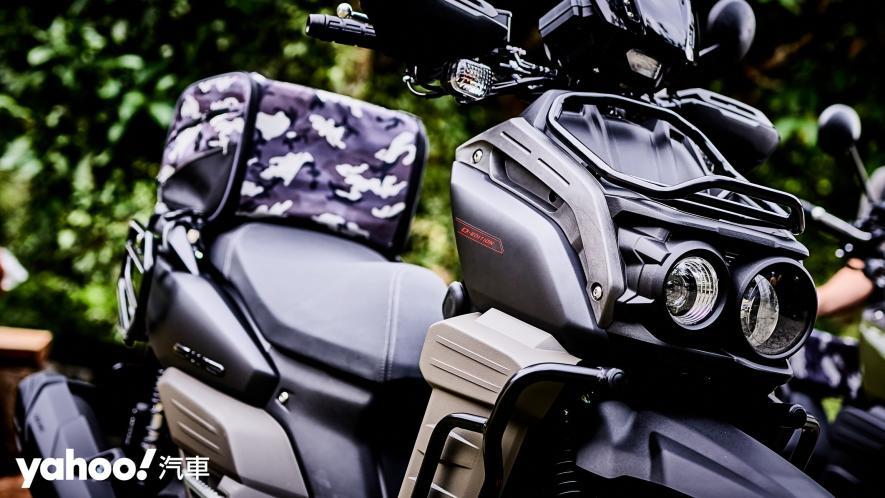 回歸狂野經典風格再現!2021 Yamaha全新BW'S 125正式發表! - 4