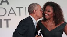 Michelle Obama on how Barack changed her life: 'He taught me the art of the swerve'