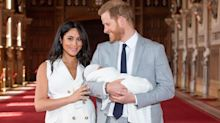 Social media praises Meghan Markle for wearing white after giving birth: 'That is one bold move!'