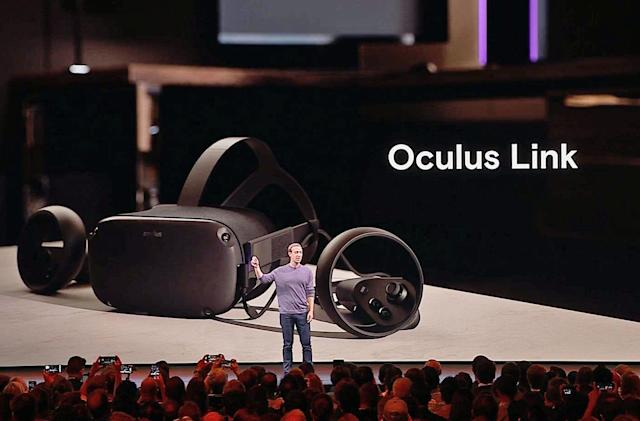 Oculus Link turns every Quest into a Rift this November