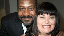 Dawn French reveals horrific racial abuse she and ex-husband Lenny Henry suffered