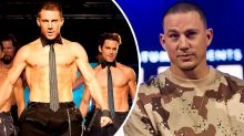 Channing Tatum reveals what it really takes to be a Magic Mike star
