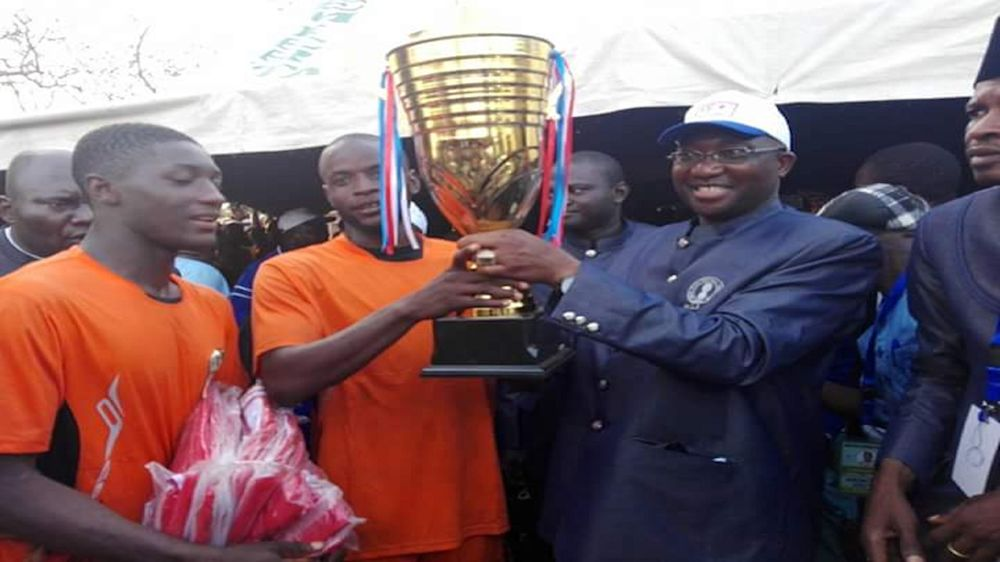 Bida are 2017 Niger State Governor's Cup champions