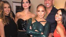 Jennifer Lopez, 49, rocks sexy cut-out dress