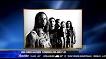 Lead singer of San Diego metal band accused in murder-for-hire plot