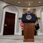 Biden says Saudi announcement to come Monday; White House plays down new steps