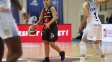 Basket - LFB - Ligue féminine: Villeneuve d'Ascq prend la tête du championnat, Charleville-Mézières enchaîne