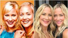 'Las gemelas de Sweet Valley' volverán con una película: ¿quieres ver cómo han cambiado?