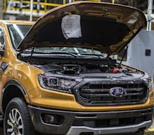 2019 Ford Ranger Production Has Begun, and You Can Preorder One Now