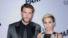 Liam Hemsworth and Miley Cyrus' matching tattoos