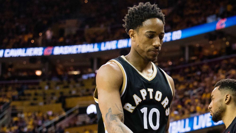 NBA playoffs: DeMar DeRozan is offering a cash reward to stop LeBron James