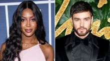Liam Payne and Naomi Campbell Flirt on Instagram: 'Perfection in a Person'
