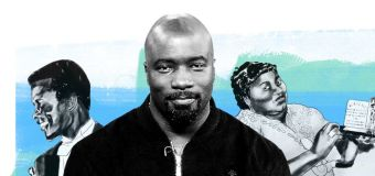 Mike Colter honors 4 black trailblazers