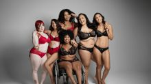 Empowering lingerie campaign aims to break down the 'perfect figure'