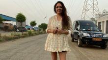 Neena Gupta Gives 'Frock ka Shock' in Mini Dress, Netizens Impressed
