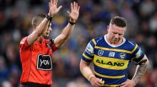Parramatta's Brown faces ban over charge