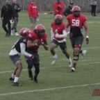 Clips from day five of Utah spring camp