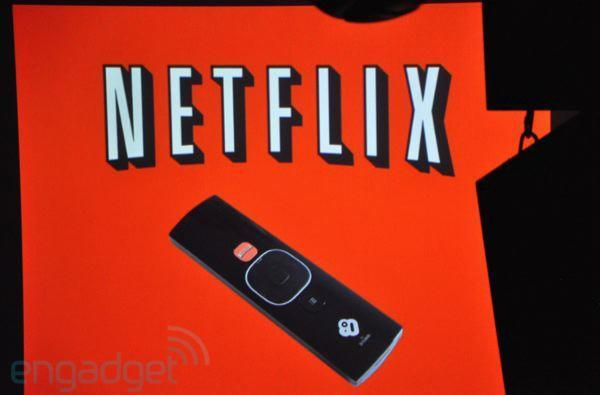 Netflix 'one click' remote button coming to nearly every device it streams to