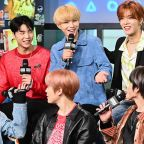 NCT 127 Went All In For New York Easter