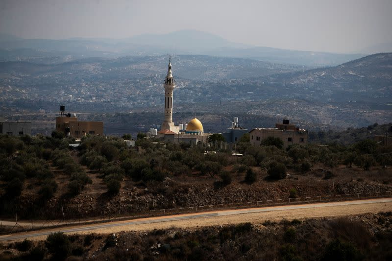 Palestinians out of sight, almost out of mind for Israelis seared by 2000 uprising
