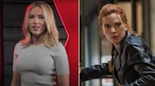 Scarlett Johansson shares new look at 'Black Widow': 'You've been waiting for this'