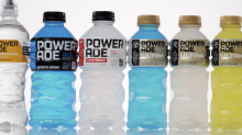 Coca-Cola aims to be a 'true total beverage company' with new Powerade options