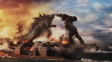 Godzilla vs. Kong is an epically goofy monster mash