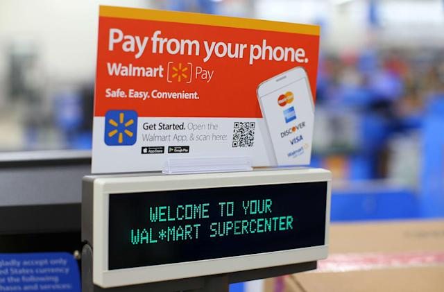 Walmart Pay will hook new users with instant access to its credit card