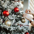 Deck the halls —for nearly 70 percent off— with Christmas tree ornaments and holiday decor