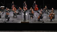 NY Philharmonic gives 1st concert with audience in 13 months