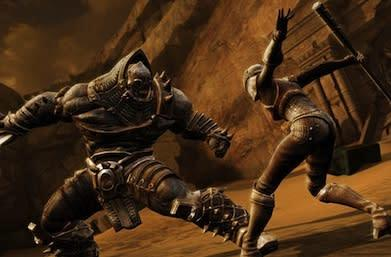 Infinity Blade III hits the App Store