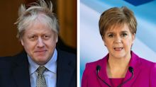 Sturgeon accuses UK Government of 'full-scale assault on devolution'