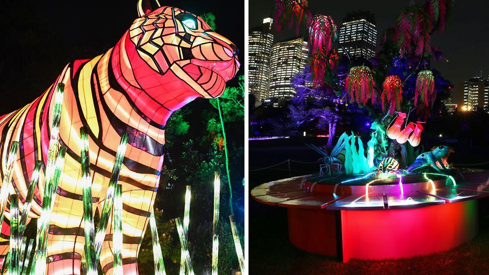 The best things to see and do at Vivid Sydney 2019