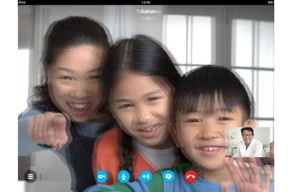 Skype is working on 3D video call capability, is held back by current technology's limitations