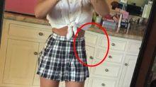 Britney Spears, il fotoritocco su Instagram non passa inosservato